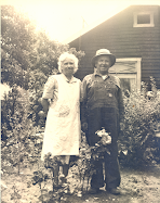 Grammie & Grandpa Ovrum