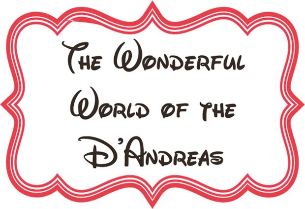 The Wonderful World of D'Andreas