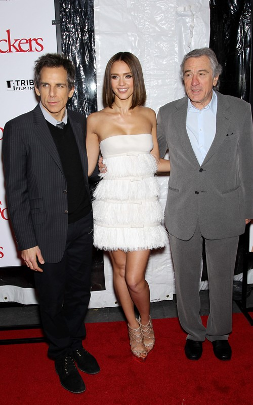Little Fockers Premiere with Jessica Alba. Day Old News / 16th Dec 2010