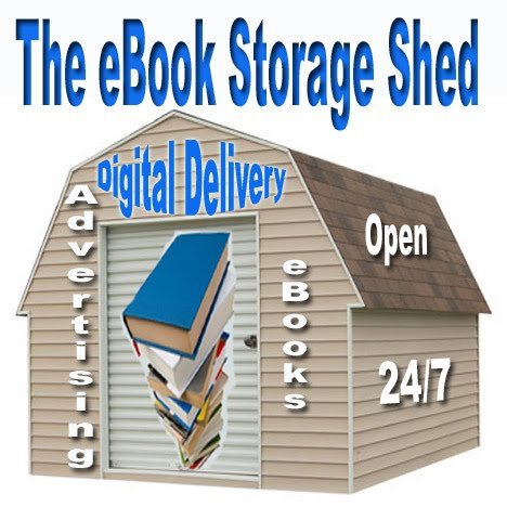 eBook Storage Shed