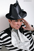 Steve Strange press pictures. Posted by Lucy Flower at 07:49