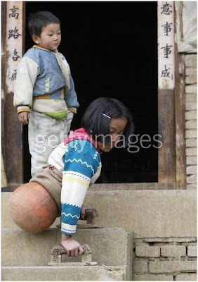 Qian Hongyan - Senyuman Gadis Cilik Terhadap Kehidupan - Ardiz Tarakan