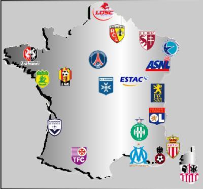 Ligue 1 : le Top 15 des transferts de lété   StadeFoot.com: Toute l ...