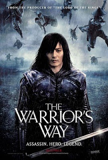 Filme The Warrior's Way CAM RMVB Legendado