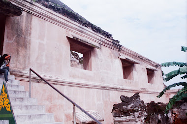 "Cagar Budaya Situs Pesanggrahan Tamansari ""Yogyakarta""."