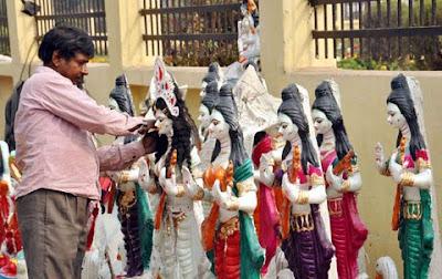Patna gears up Saraswati Puja