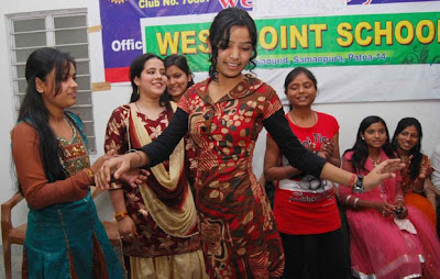 Farewell function organised at West Point School