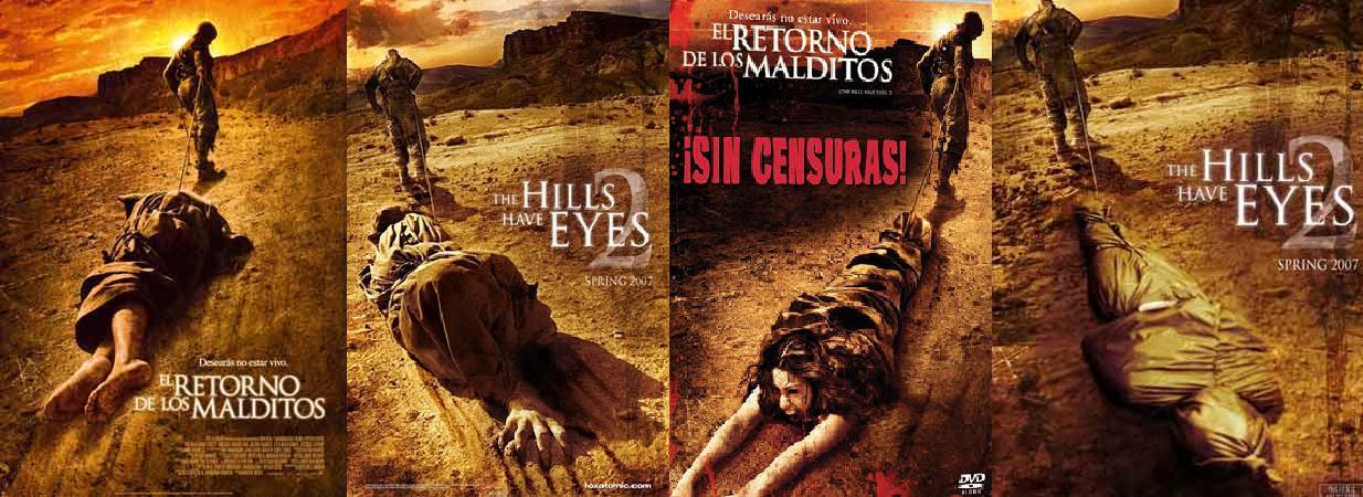 El retorno de los malditos Las colinas tienen ojos 2 2007