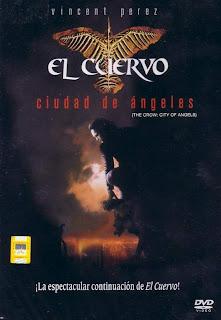 Ver Película El Cuervo 2 Online Gratis (1996)
