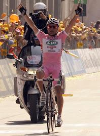 Ganador Etapa 10 Giro 2009
