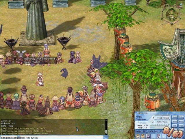 Descarga y analisis de 4 MMORPG Online Ragnarok-online_2340g