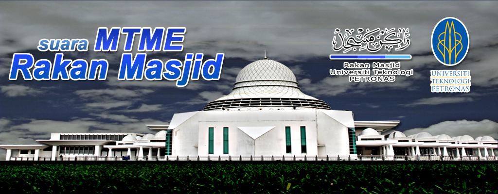 Suara MTME Rakan Masjid