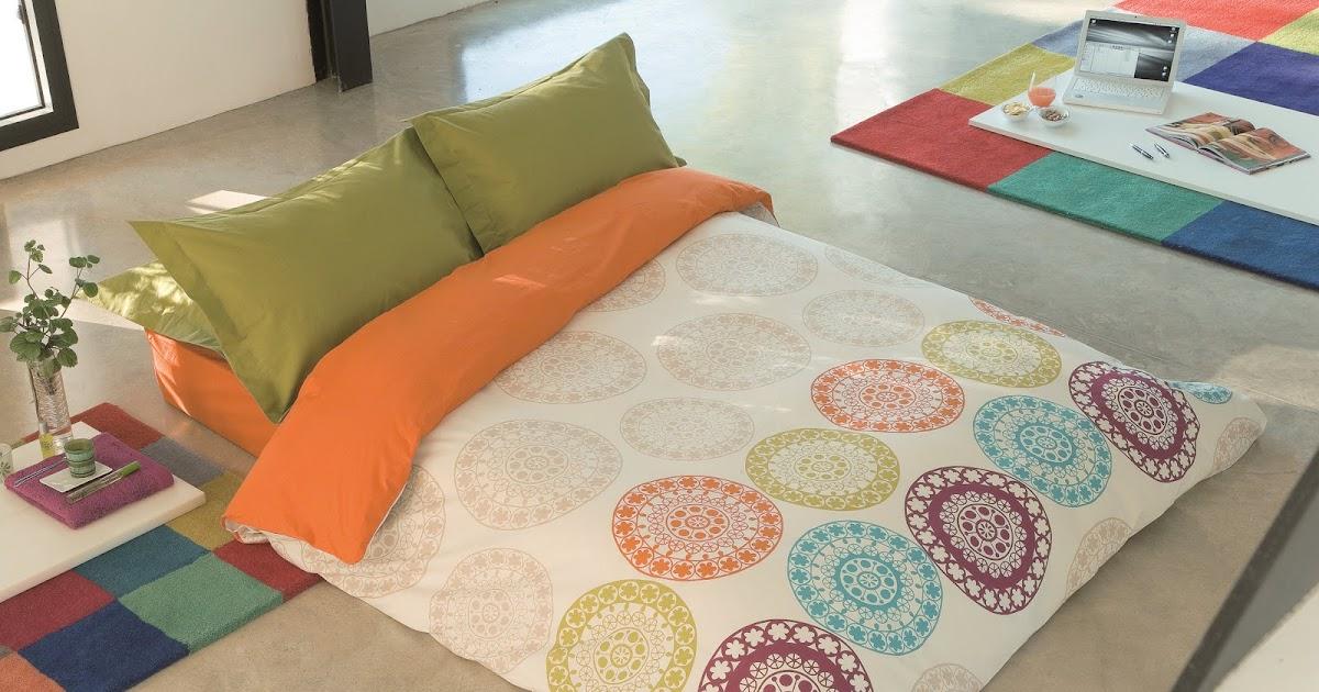 Home textiles store funda n rdica estampada mandala for Fundas nordicas h m