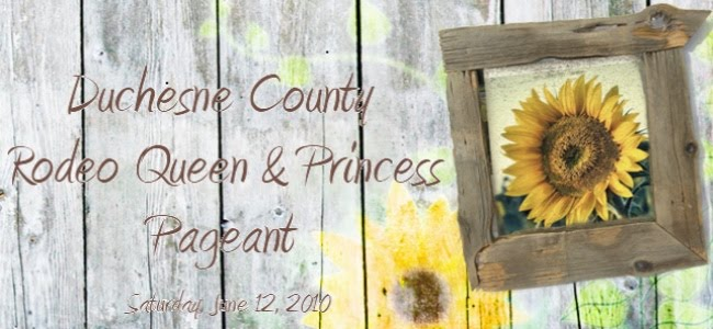 Duchense County Rodeo Queen Pageant