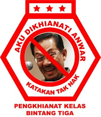 KEMPEN AKU DIKHIANATI ANWAR