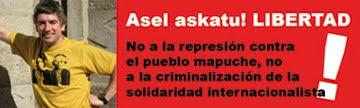 Escritor vasco preso en Chile