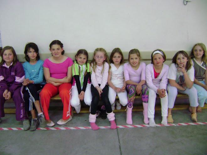 groupe des moyennes (8-10 ans)