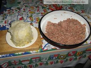 sarmale cu carne de porc