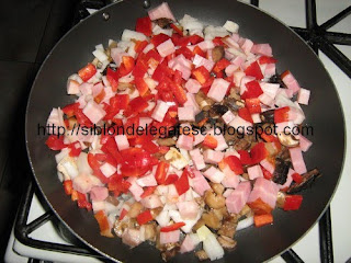 ingrediente chec pizza