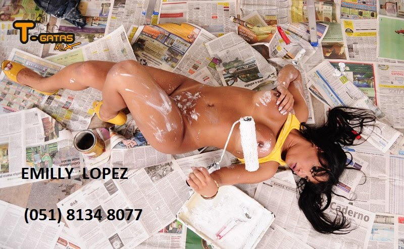 Emilly Lopez Transex Acompanhante