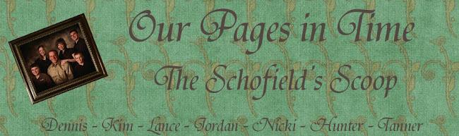 Schofield's Scoop