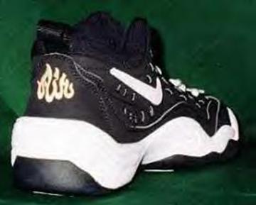 Nike Shoes Allah Written