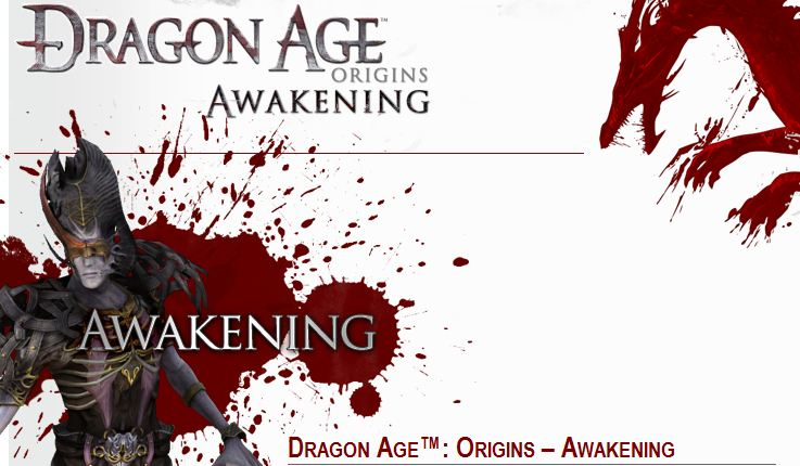 Dragon Age: Origins expansion announced, detailed