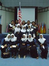 MT & Exco KASIH Sem 6 08/09