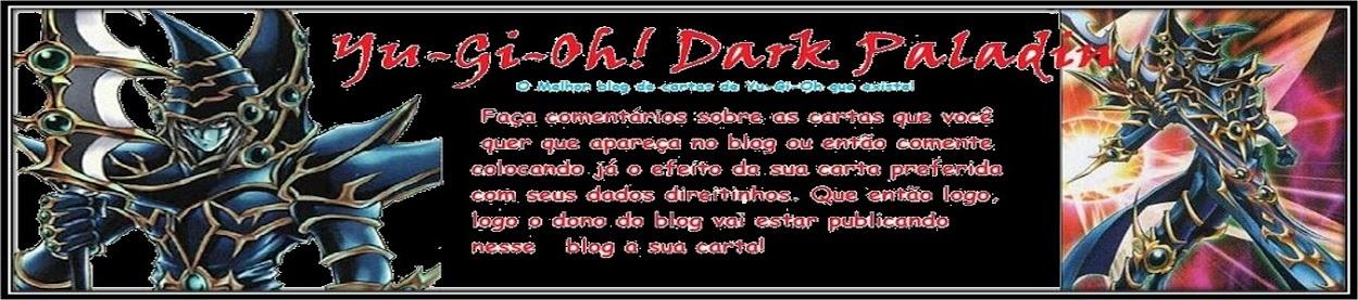 Yu-Gi-Oh! Dark Paladin