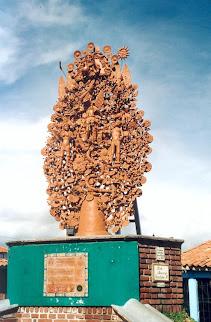 El árbol de la vida es un clásico de la artesanía mexicana