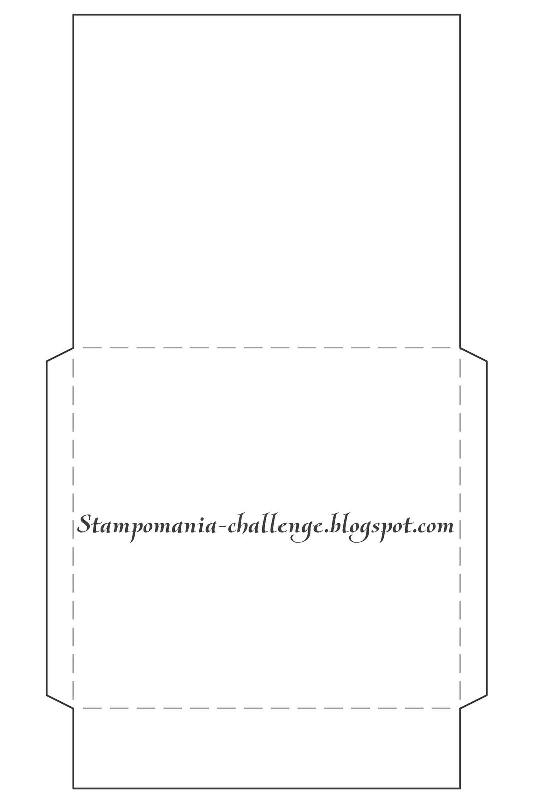 Схемы красивых конвертов