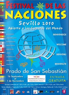 Festival del Naciones Sevilla 2010