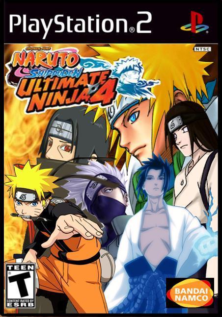Analise: Naruto Shippuden - Ultimate Ninja 4