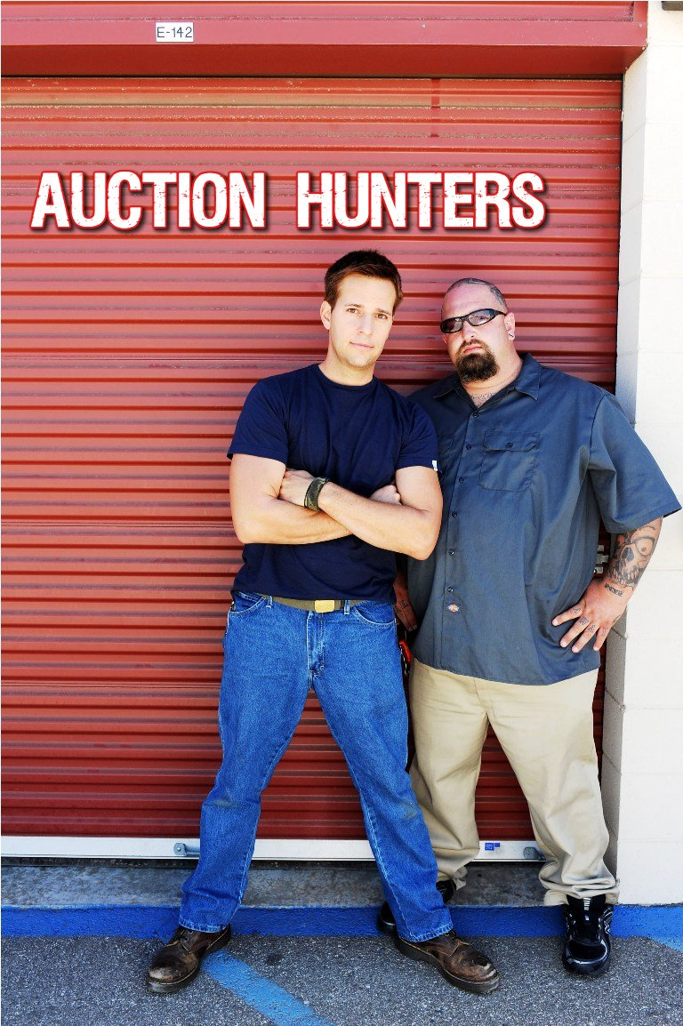 ton jones auction hunters
