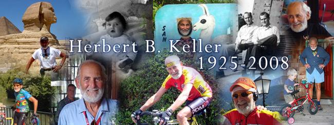 Memorial for Herbert B. Keller