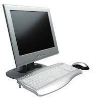 Desktop computer,Monitor, Keyboard,Mouse