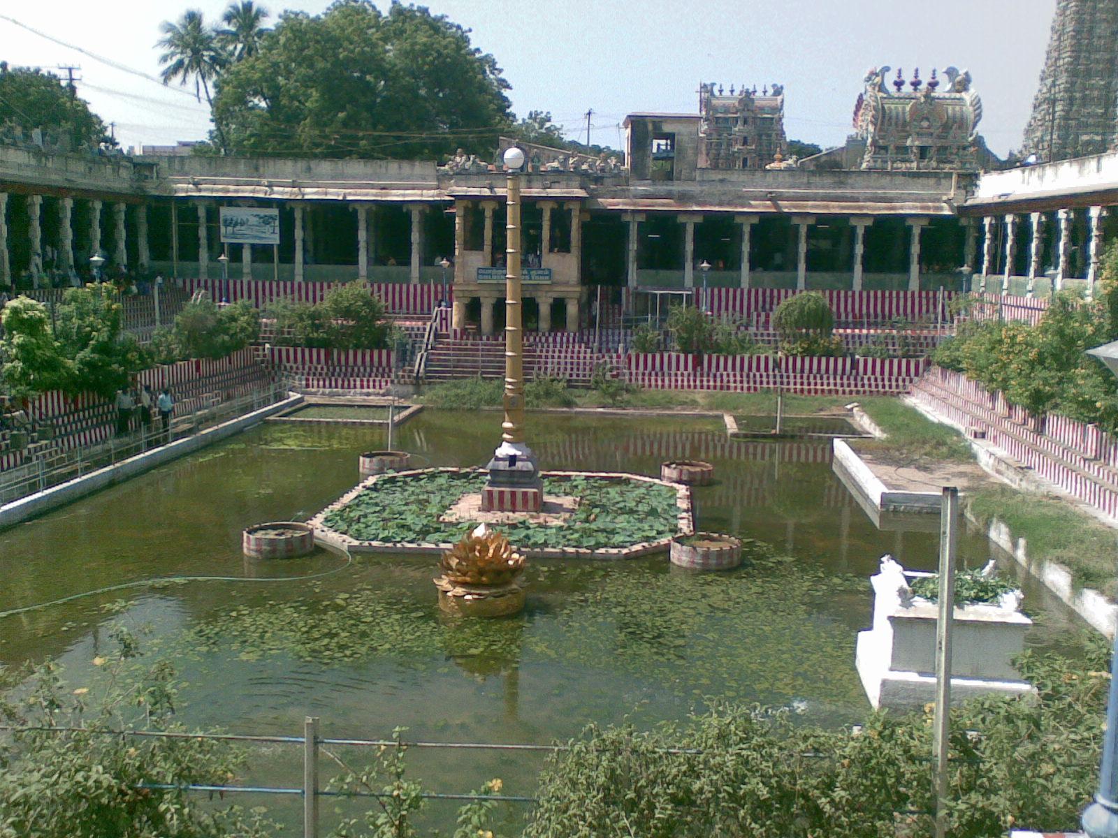 Najlepši hramovi na svetu - Page 2 Meenakshi-amman-temple-tank