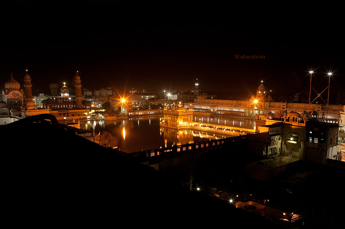 Amritsar Night 2