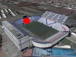 Estadio Amalfitani remodelado para Mundial 78