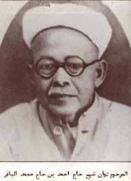 Sheikh Hj. Ahmad Muhamad AlBaqir