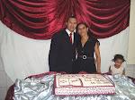 Pastor José da Silva Feitosa e esposa