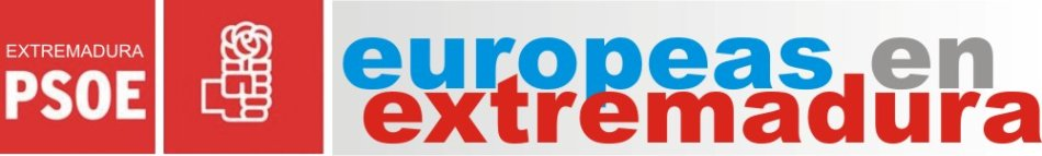 Europeas en Extremadura
