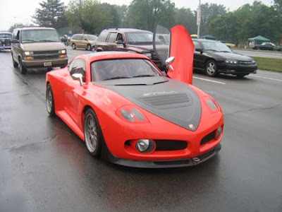 Cool super car