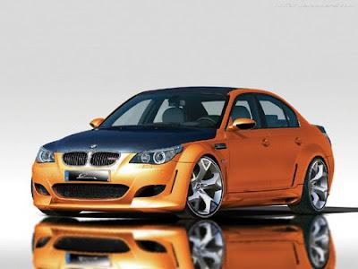 Modified BMW M5