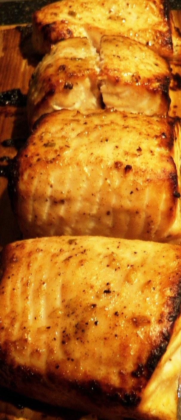 Sandra S Alaska Recipes Sandra S Charcoal Grilled Cedar