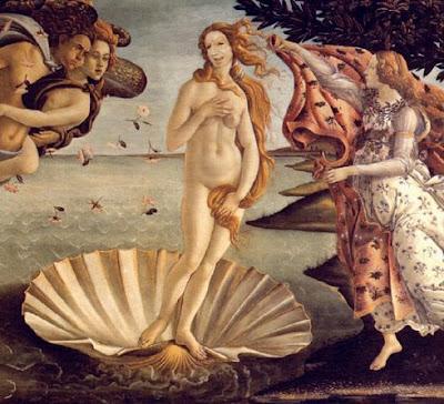 Goya 2.0 inspiró a Botticelli