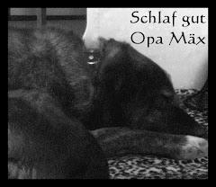 Tschüss Opa Mäx