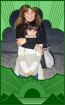 Eu e a Mamã