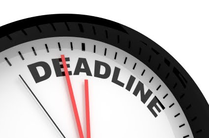 Deadline For Letters Of Recommendation Acmas
