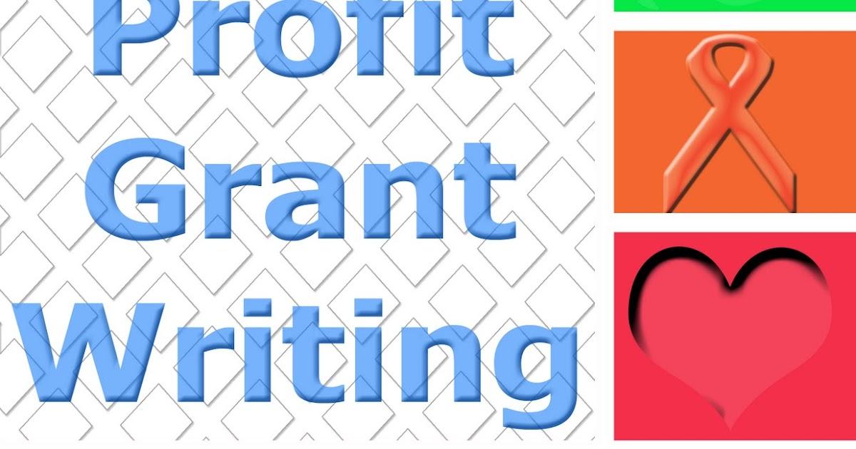 Non profit grant writing services